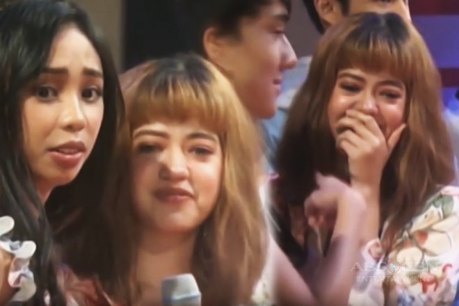 WATCH: Sue Ramirez, hindi napigilang maiyak sa ASAP Chillout