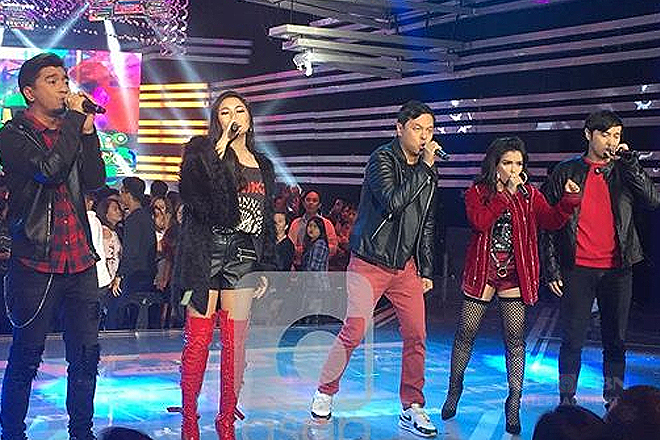 PH's best! OPM artists unite for a 'rock-tastic' ASAP opening!