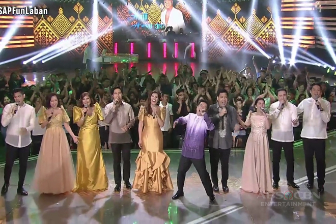 ASAPinoy celebrates the music of the OPM Icon Hajji Alejandro
