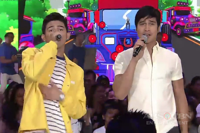 WATCH: Piolo and Inigo Pascual's Father's Day treat on ASAP