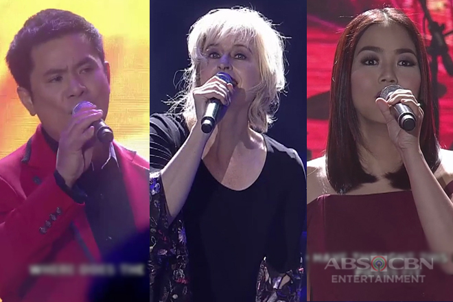 'Love Moves In Mysterious Ways' singer Julia Fordham's collab with Juris and Ogie Alcasid