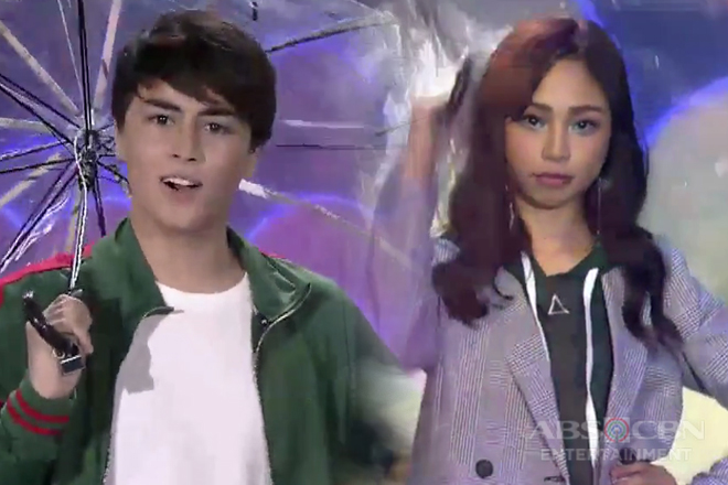 WATCH: Maymay and Edward will make rainy days full of love vibes!