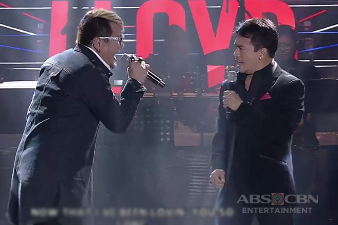 ASAP Versus: The Pinoy King of Rock Ballads Renz Verano vs The Legendary Soulman Lloyd Umali
