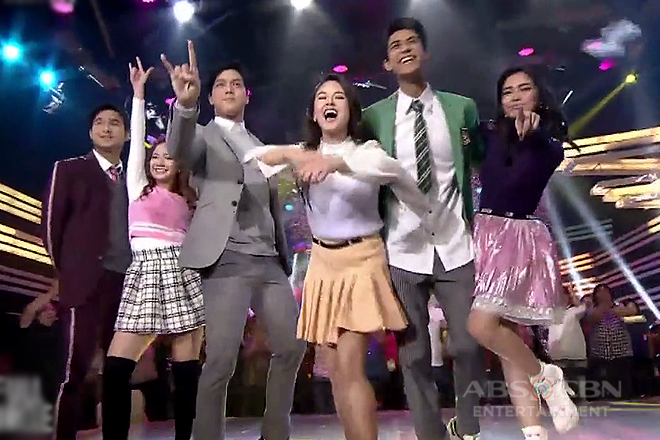 The cast of 'Walwal' leads the rave on #ASAPHunYOLO!
