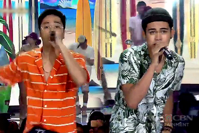 Sam Concepcion and Inigo Pascual will catch your hearts with their performance!