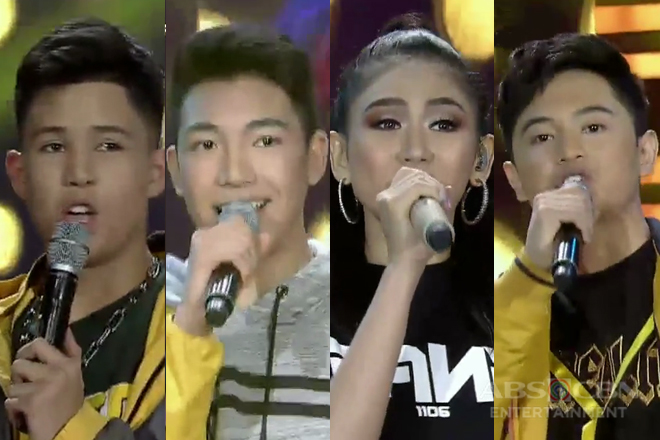 Popstar Royalty Sarah G's collab with Darren, Kyle and Jeremy