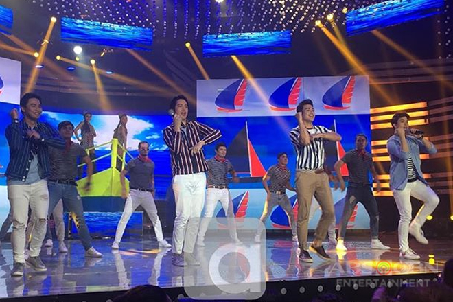 Joshua, Mccoy, Elmo and Jerome's song and dance number on ASAP will make you love them even more!