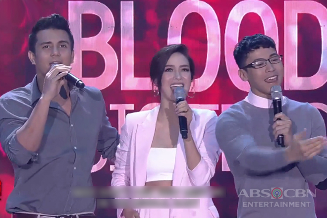 The Blood Sisters lead stars bid farewell on ASAP