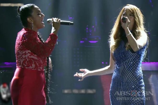 Rachel Gabreza and Liezel Garcia's singing showdown on ASAP Versus!