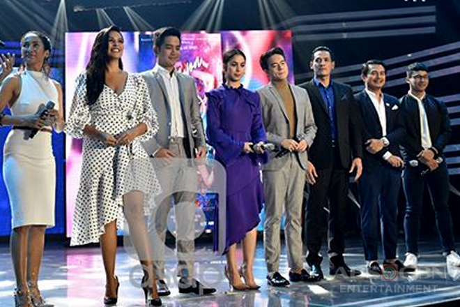 Meet the all-star cast of Ngayon at Kailanman on ASAP