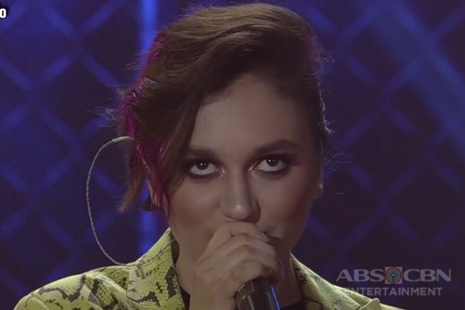 DAYA sings her newest single 'Insomnia' on ASAP Natin 'To