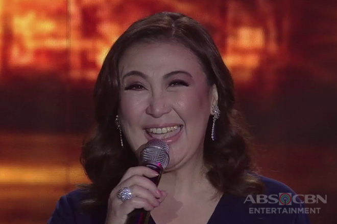 Sharon Cuneta performs her timeless hits together with the best singers of this generation