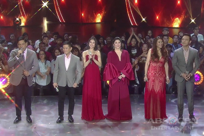 "Kapamilya singers tribute to moms on ASAP Natin 'To's ""The Greatest Showdown"""