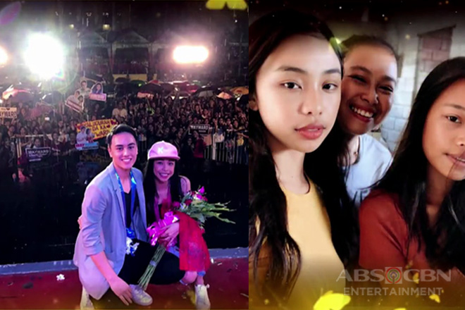 Maymay's family & friends' sweet birthday message