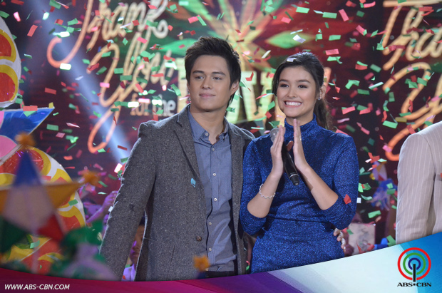 LOOK: Christmas kilig vibes with the country's biggest love teams KathNiel, LizQuen & JaDine