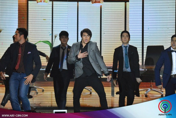 PHOTOS: Hotline Bling with some of the Most Wanted Kapamilya Heartthrobs Enrique, Joshua, Jerome, Elmo & Gerald