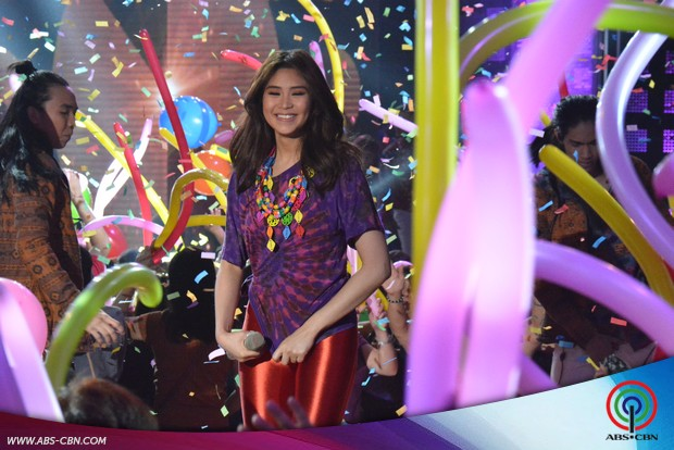 PHOTOS: Supah festive Pinoy party opening with Sarah G., Bamboo, Kim, ElNella & KathNiel