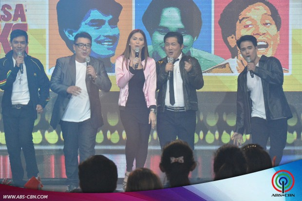 PHOTOS: The biggest gathering of Star Magic artists for Mr M's birthday tribute