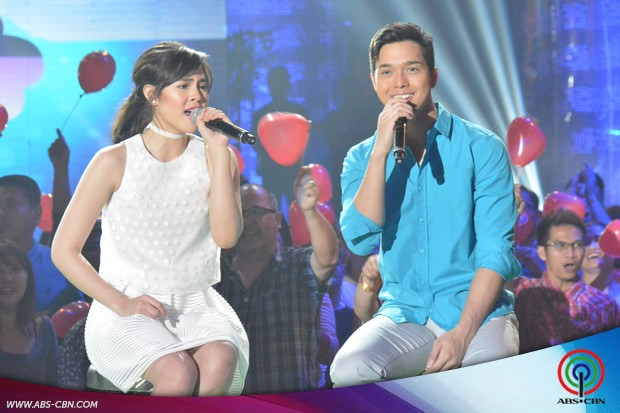 PHOTOS: Kilig acoustic kantahan with ElNella, Sue and Diego