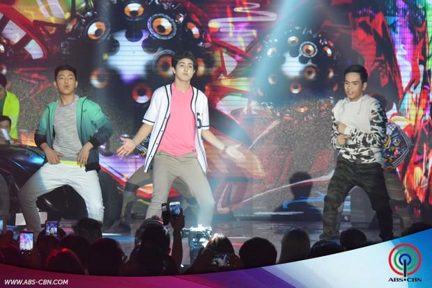 PHOTOS: Dance showdown ng mga crush ng bayan sa ASAP