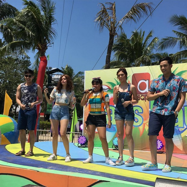 PHOTOS: Summer Kilig with KimXi, LoiShua and GraeDrea