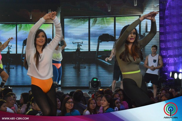 PHOTOS: Zumba Party with ASAP's Dance Princess Maja & Dance Goddess Sarah