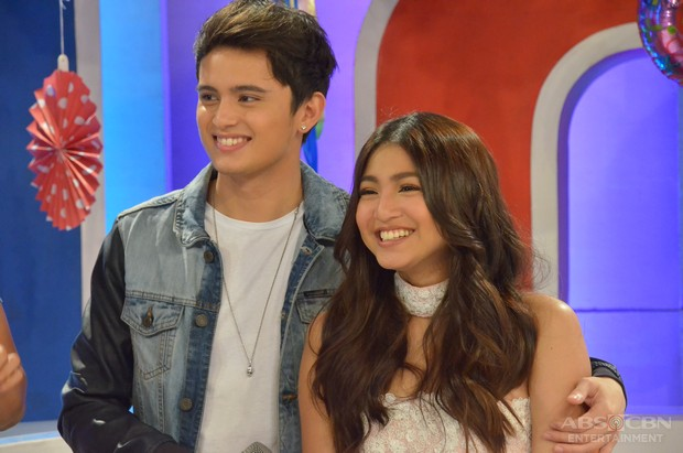 LOOK: Kilig to the max with the hottest loveteam JaDine & The King & Queen of Hearts KathNiel