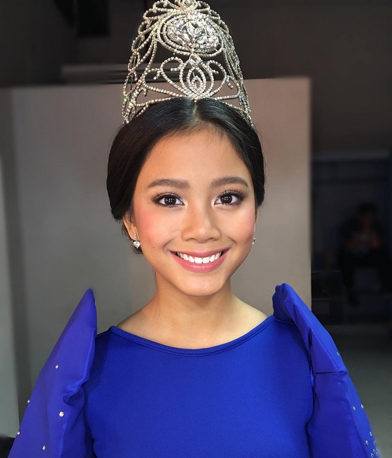 LOOK: Pretty teen idols Sue, Janella, Andrea & Ylona in elegant gowns for ASAP Flores de Mayo