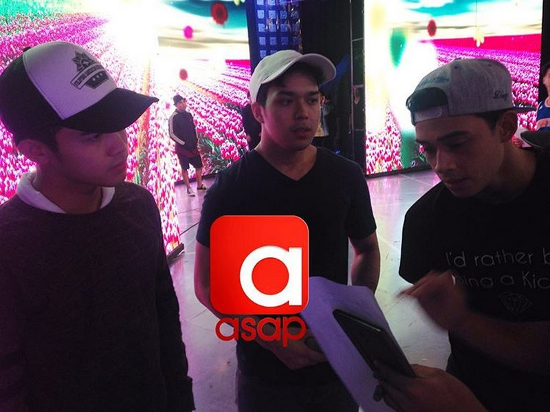 ASAP OFF CAM: #ASAPForTheWorld Rehearsals and Backstage Photos