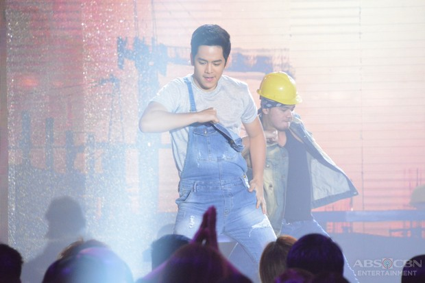 IN PHOTOS: #ASAPKwentoMo Explosive Opening Prod Number
