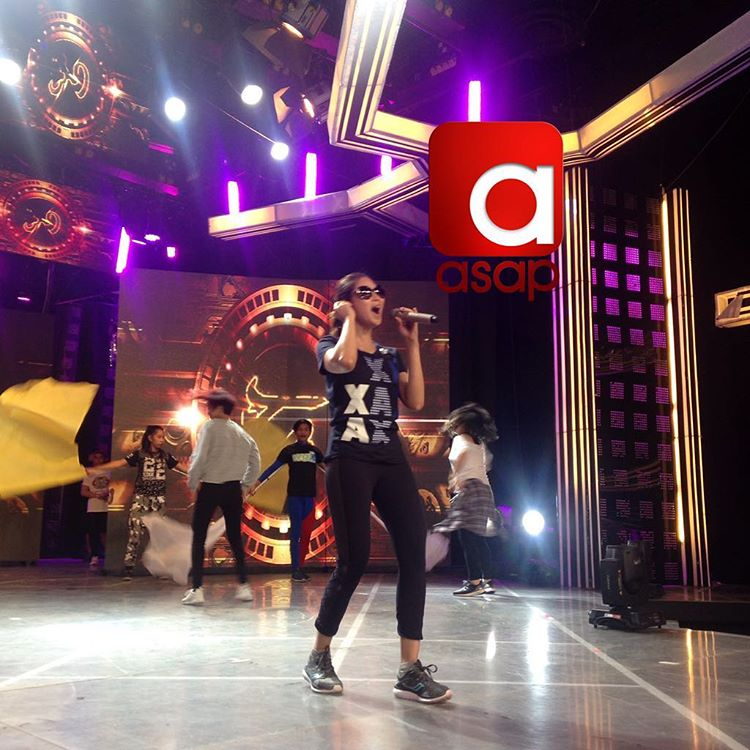 LOOK: #ASAPUnite Rehearsals and Backstage Photos