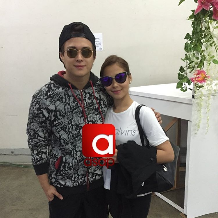 LOOK: #ASAPNowShowing backstage and rehearsal photos