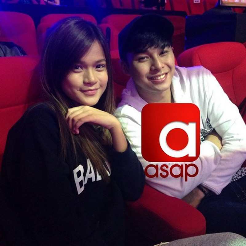 #ASAPinoyPride backstage and rehearsal photos
