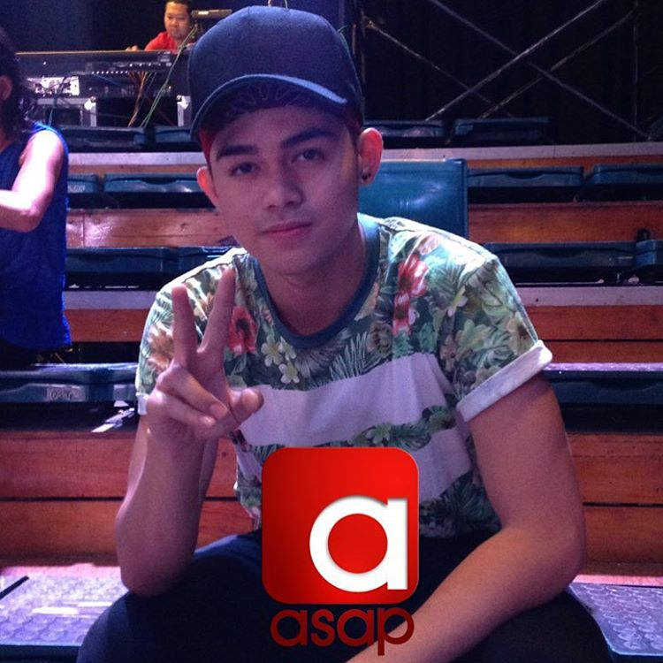 #ASAPJuicyJuly backstage and rehearsal photos