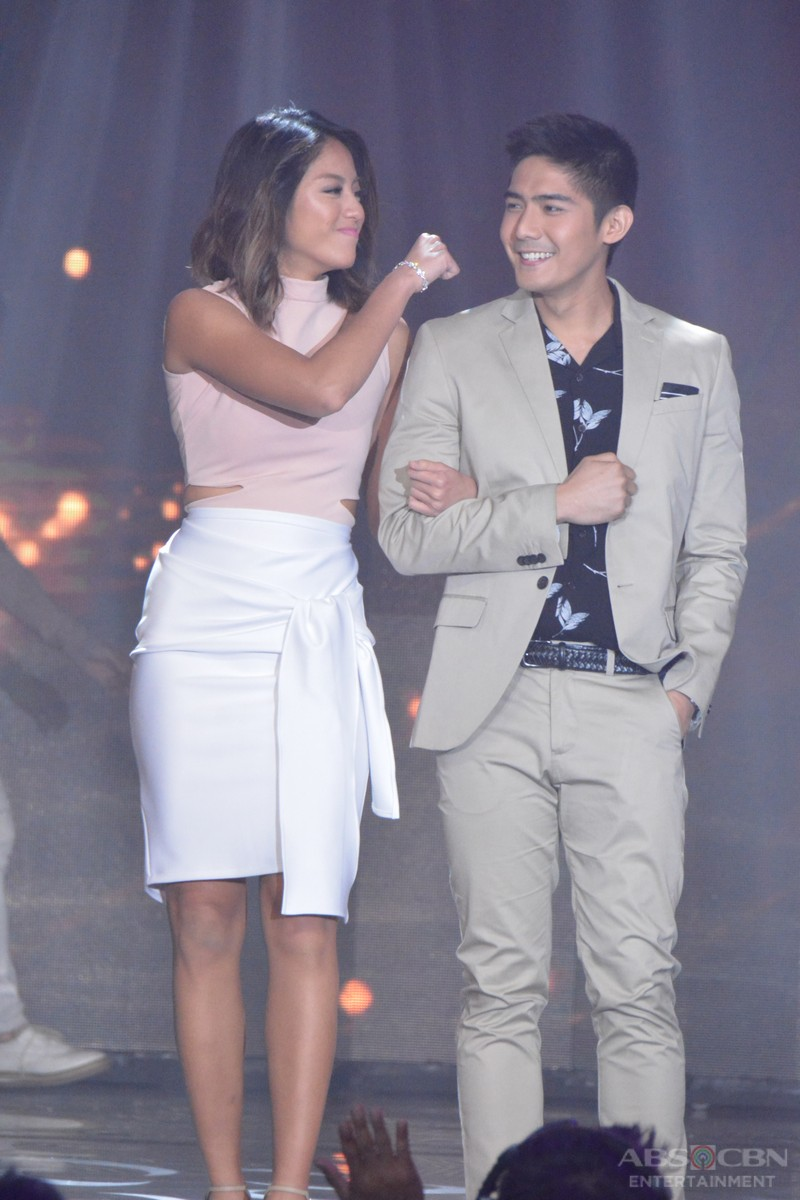 IN PHOTOS: The biggest and the brightest stars together in one stage for Star Magic's 24th anniversary
