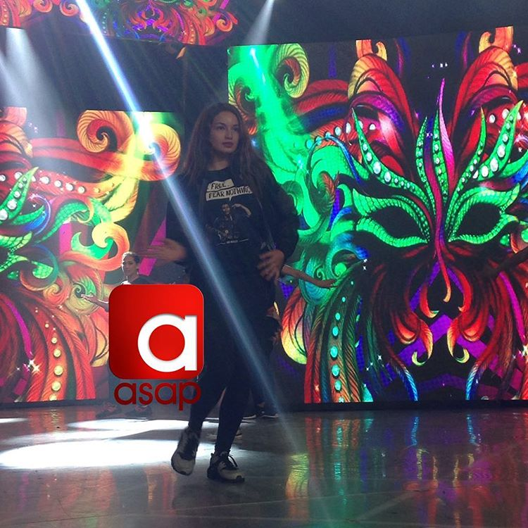 #ASAPRise backstage and rehearsal photos