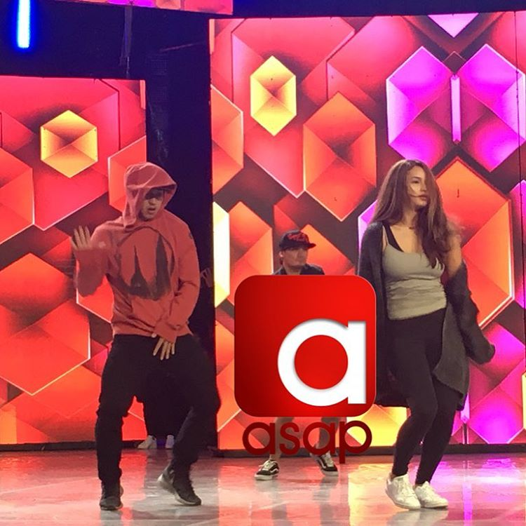 LOOK: #ASAPAgosToTheMax Backstage and Rehearsal photos