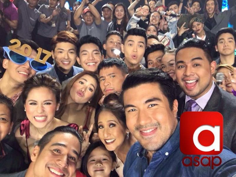 LOOK: #ASAP2017 Backstage and Rehearsal Photos
