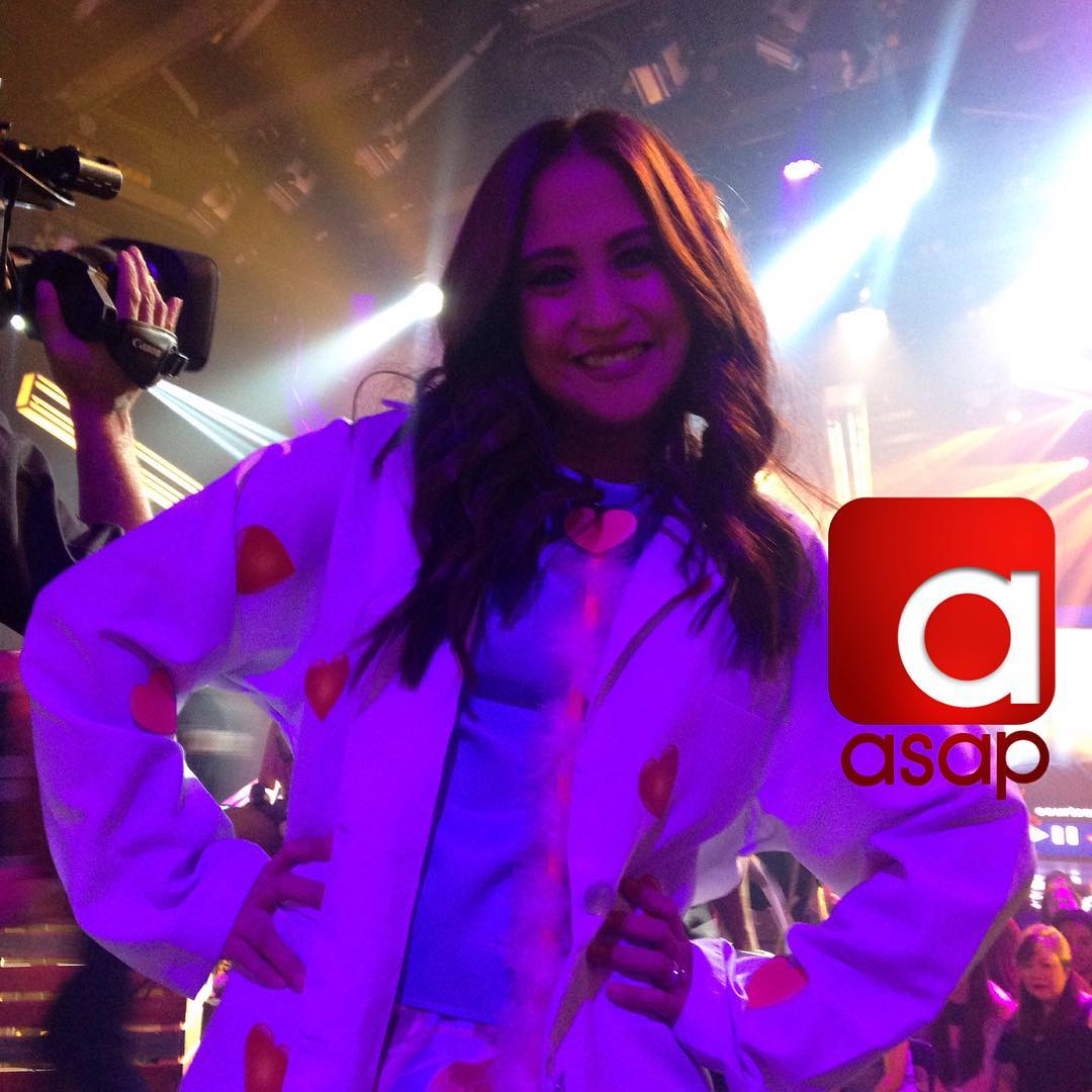 LOOK: #ASAPMegaParty Backstage Photos