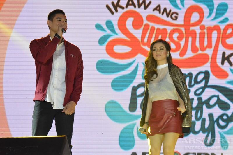 PHOTOS: ASAP artists Piolo, Jay-R, KZ, and Kyla serenade the crowd at Ikaw Ang Sunshine Ko, Isang Pamilya Tayo: The ABS-CBN Trade Event