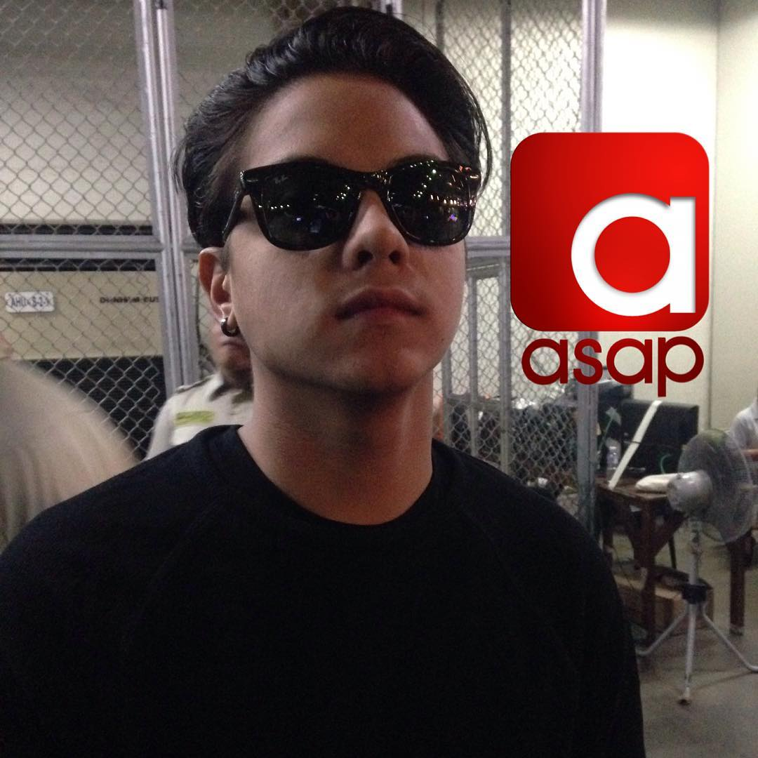 LOOK: #ASAPSummerLove  Backstage & Rehearsal Photos