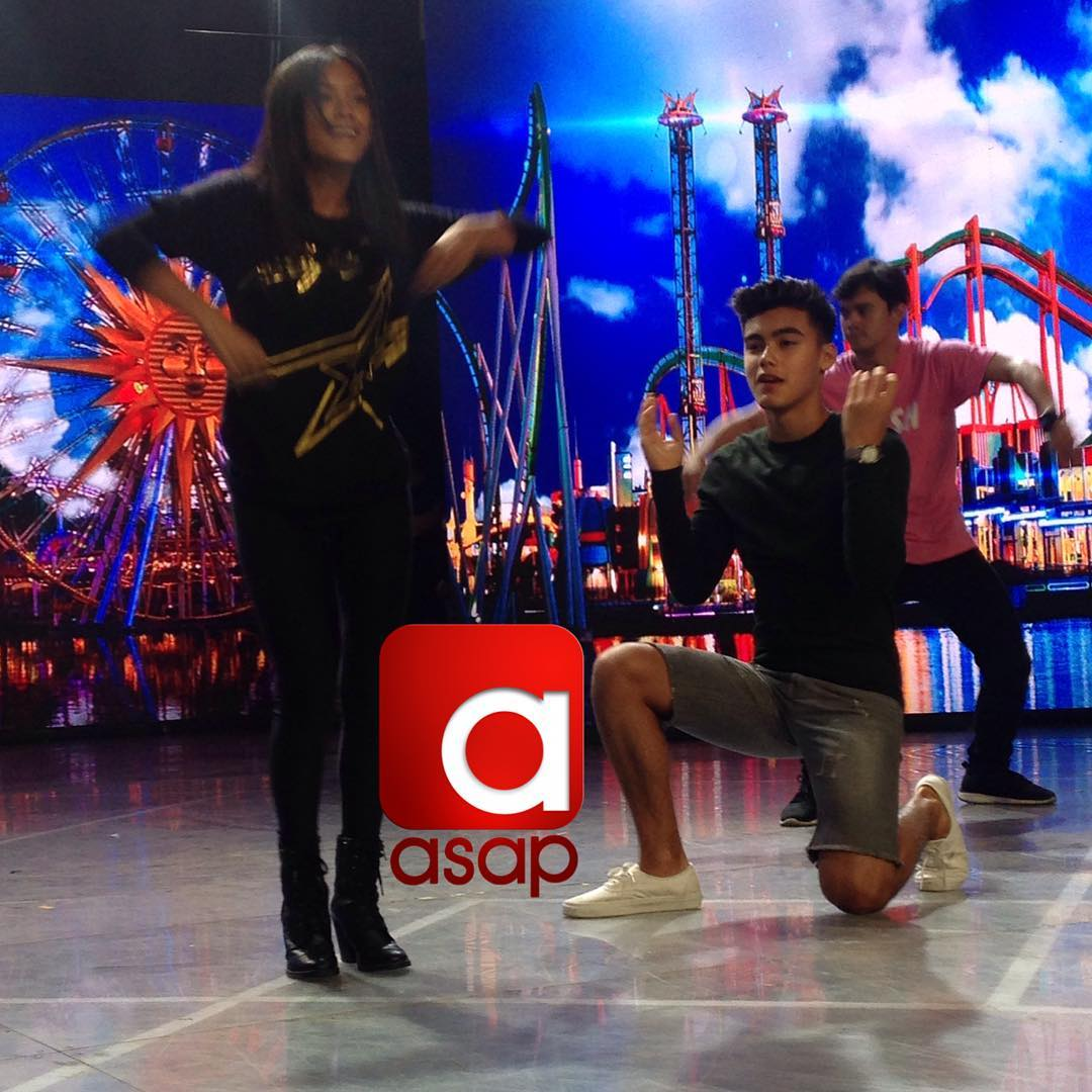 #ASAPSummerFresh backstage and rehearsal photos