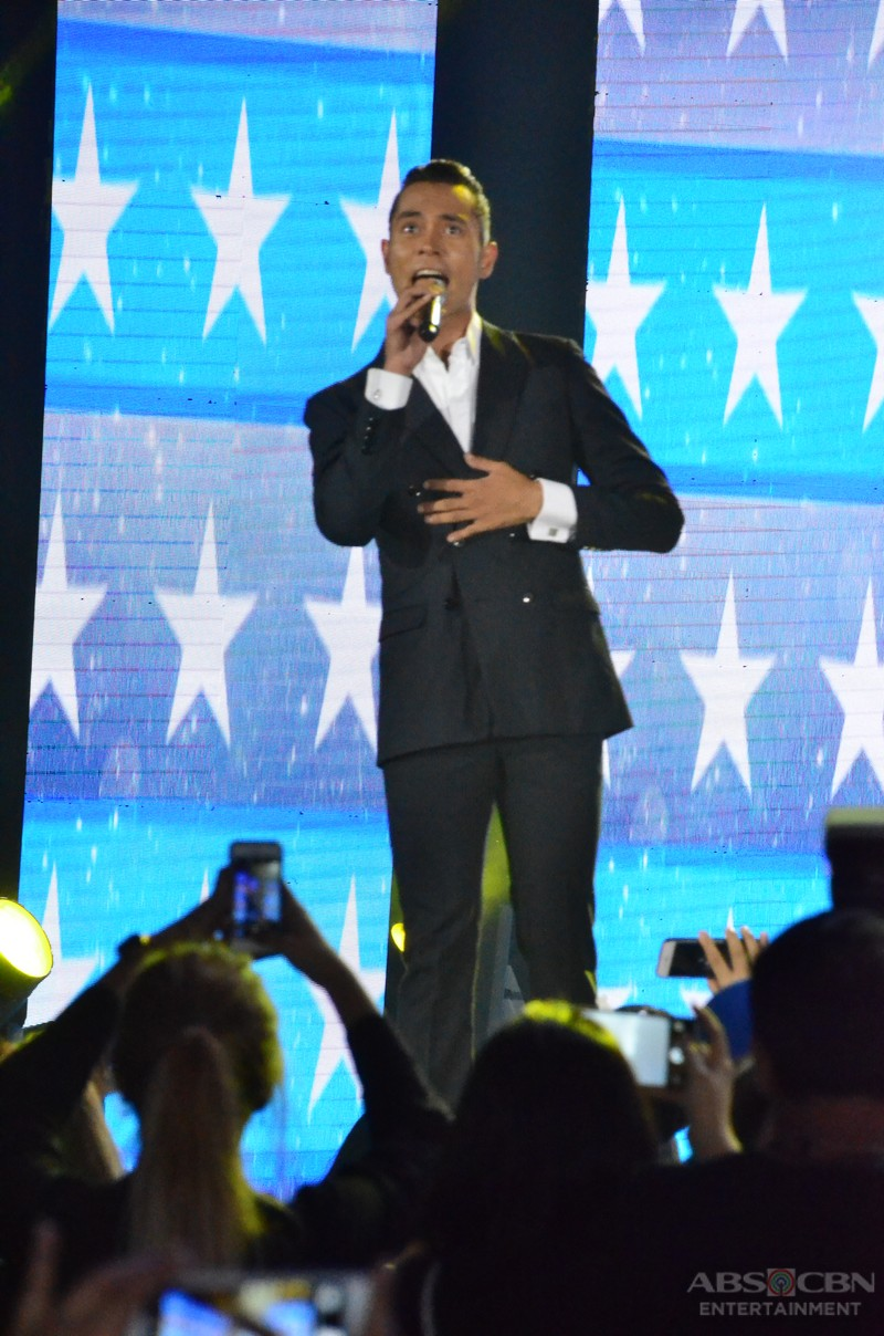 PHOTOS: The country's in demand leading men celebrate Star Magic's 25th anniversary on ASAP