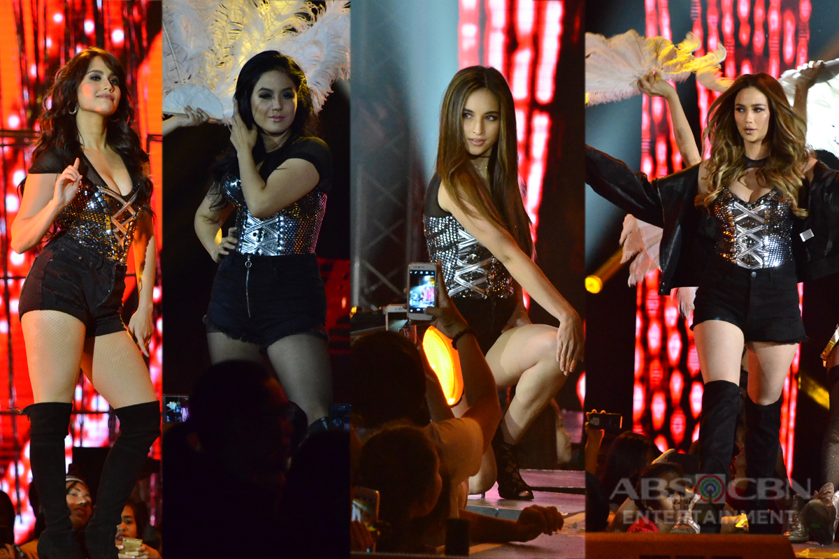 PHOTOS: A special treat from the sexiest Kapamilyas on Star Magic 25th Anniversary Party