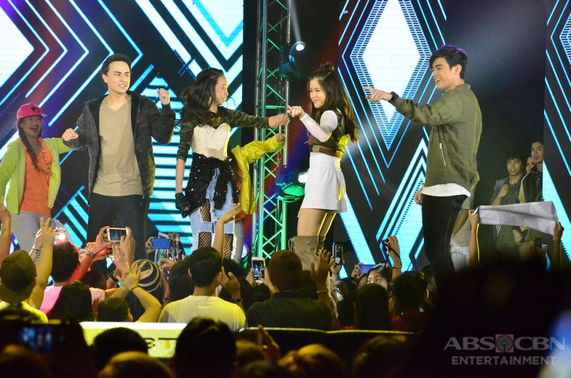 #ASAPStarMagic25 PHOTOS: Dance showdown with today's hottest love teams and promising kids and teen stars