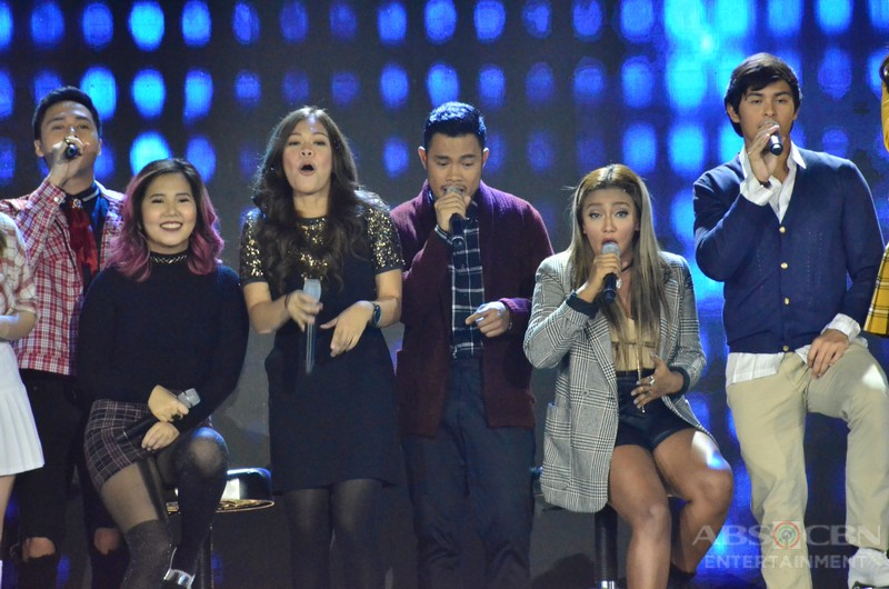 PHOTOS: 'Pitch Perfect' inspired song number of Star Magic's known singers & ASAP Soul Sessions