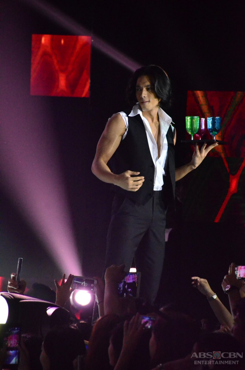 PHOTOS: The newest ASAP Coverboys sets the stage on fire