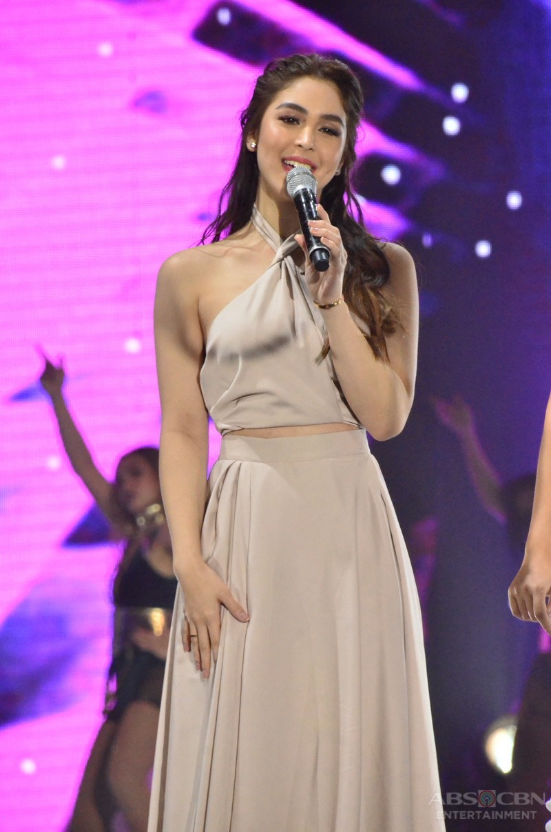 #ASAPSilverSunday PHOTOS: Star Magic's in demand leading ladies in one stage