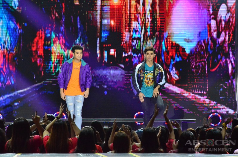 PHOTOS: Star Magic's finest dancers in an ultimate showdown