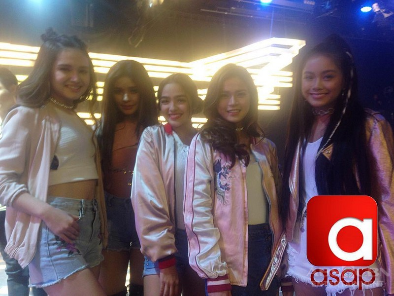 BACKSTAGE PHOTOS: Kapamilya Gold beauties on #PwersangASAP